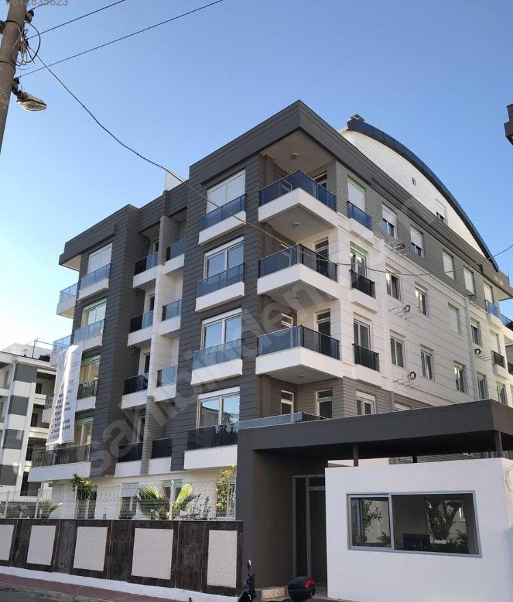 Modern and luxury apartments in Antalya