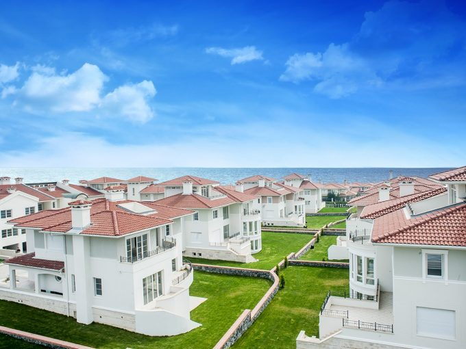 Marina Villas for sale in Istanbul
