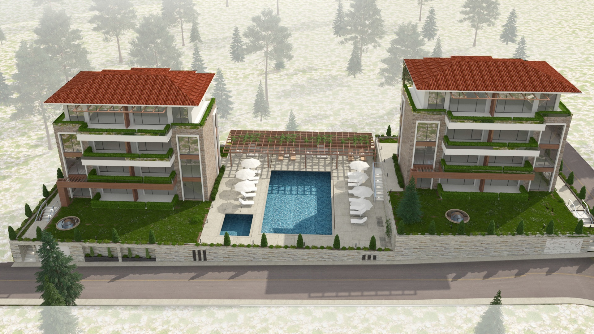 Diamond Melek House for sale in Mudanya, Bursa